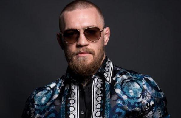 Popular Boxer Conor Mcgregor