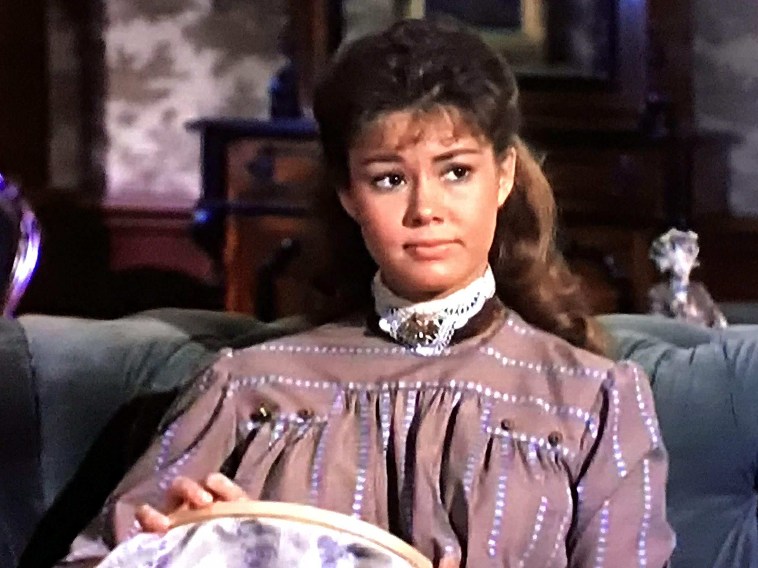 Hollywood Television Actress Roberta Shore